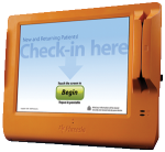 Computer Check-in Tablet Automation Fast