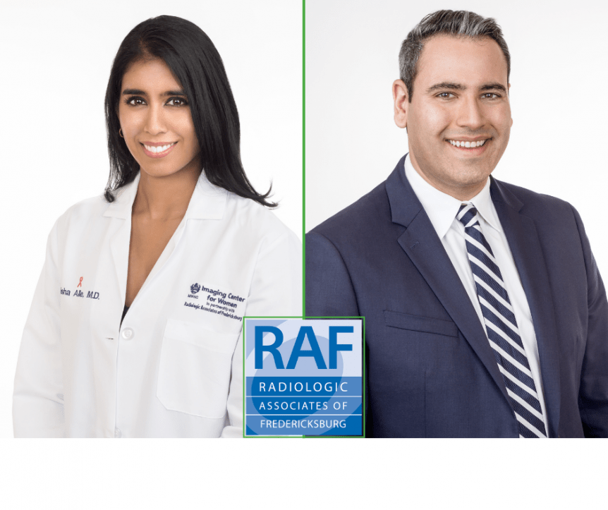 Dr. Alle and Dr. Elias