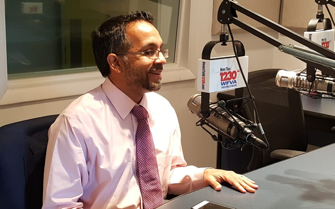 Dr. Talukdar Talks about the Importance of Early Detection on WFVA
