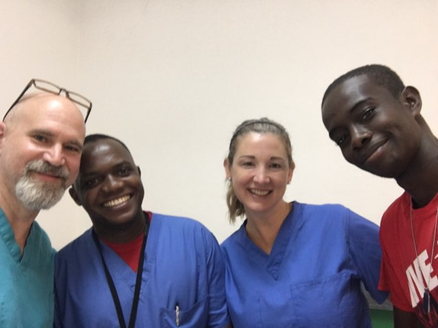 Radiologic Associates of Fredericksburg Surgeon Serves in Haiti: Providing Surgical Expertise on  Medical Mission Trip